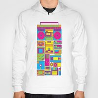 90s Hoodies featuring 90s by sknny