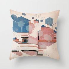 In Every Dream Home A Heartache Throw Pillow