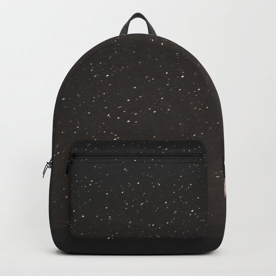 Starry Summer Night in Arizona Backpack