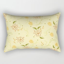 Flower Power 07 Rectangular Pillow
