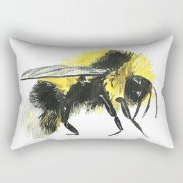 Bumblebee 2 Rectangular Pillow