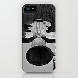 The bell iPhone Case