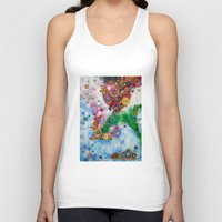 thailand Tank Tops featuring Places Series - Thailand by JupiterInLove