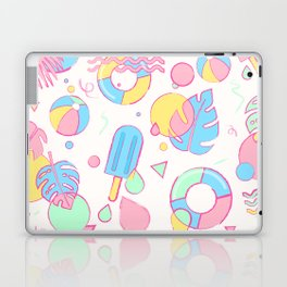 Summer Vibes Laptop & iPad Skin