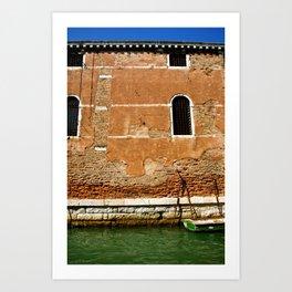 The Colors of Venice Art Print