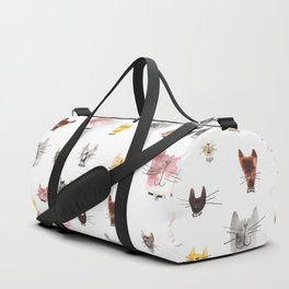 Give me all the Kitties! Duffle Bag