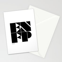 Type Type for ENFP Stationery Cards