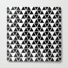 Triangle explosion Metal Print