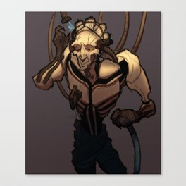 Synthetic Hubris Canvas Print