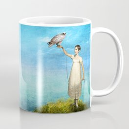 My Little Friend Coffee Mug