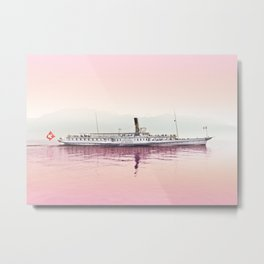 New Horizons Metal Print