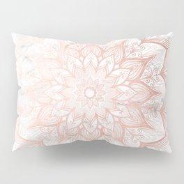 Imagination Rose Gold Pillow Sham