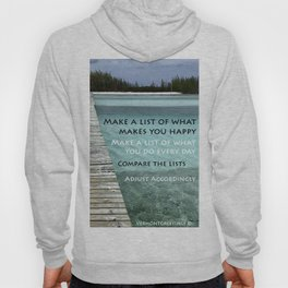 Path to Happiness Hoody
