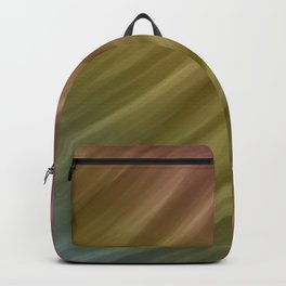 Abstract painting color texture 16 Backpack