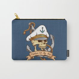 Captain of the Ship Carry-All Pouch