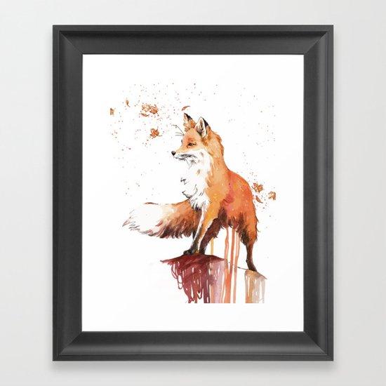 Fox by imagenaction