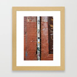 Grand Lane II Framed Art Print