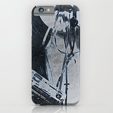 I EAT MUSIC - Surrealism | Abstract | Music Tape | Pop Art | Surrealism | Funny  iPhone 6s Slim Case