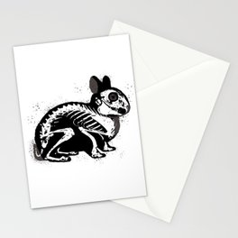 Death Bunny Stationery Cards