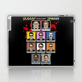 8 Bit Reservoir Laptop & iPad Skin