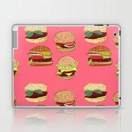 Home Sweet Hamburgers Laptop & iPad Skin