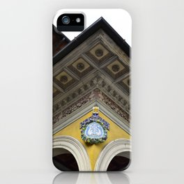 Old Park in Montecatini / Exterior Art / Italy iPhone Case