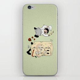 Your Fridge is Running iPhone Skin