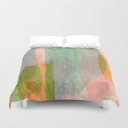 Abstract No. 480 Duvet Cover