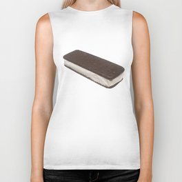 Ice Cream Sandwich Biker Tank