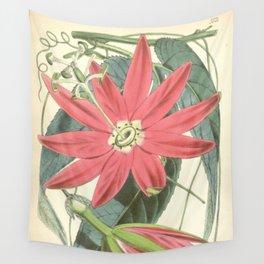 Passiflora antioquiensis Wall Tapestry