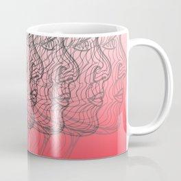 Fading away Coffee Mug