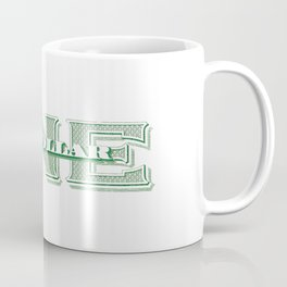 Retro 1928 Dollar Coffee Mug