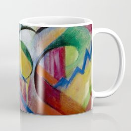 "Franz Marc ""The Sheep"" Coffee Mug"