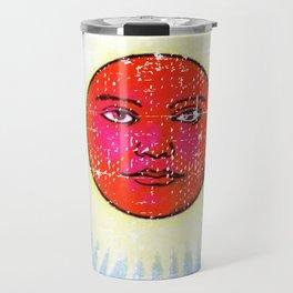 El Sol Mexican Loteria Bingo Card Travel Mug