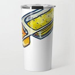 Cheese + Crackers Travel Mug