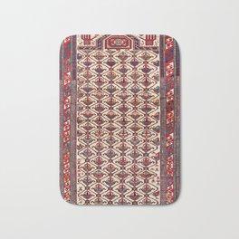 Shirvan East Caucasus Niche Rug Print Bath Mat