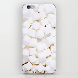 SUGAR CUBES for IPhone iPhone Skin