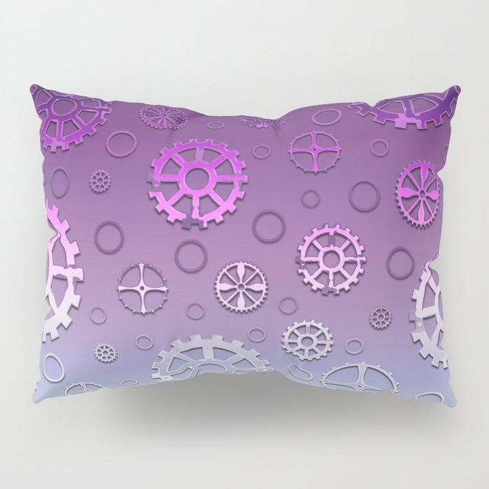 Gears Pillow Sham
