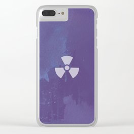 Flopper Clear iPhone Case