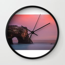 Perch Wall Clock