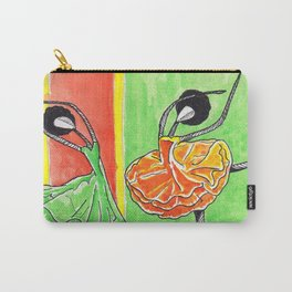 Twin Sister's Carry-All Pouch