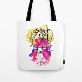 Such Great Heights Tote Bag