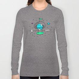 Surreal Planet - Mr Beaker Long Sleeve T-shirt