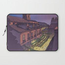 Medieval Fair (color) Laptop Sleeve