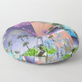Earth Potpourri Floor Pillow