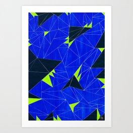 FTR6 Art Print