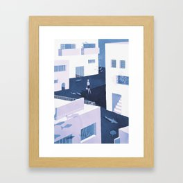 foreigner Framed Art Print