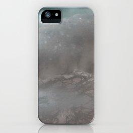 negative sea iPhone Case