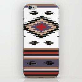 American Native Pattern No. 135 iPhone Skin