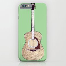 Acoustic Guitar Slim Case iPhone 6s